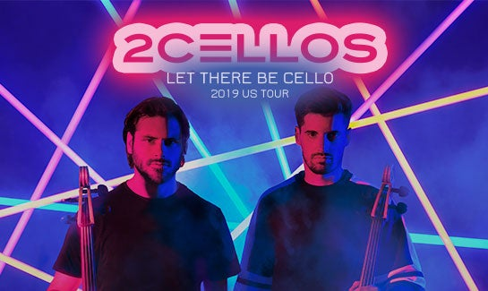 2CELLOS | Amway Center