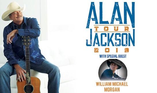 Alan Jackson Tour 2020 ALAN JACKSON | Amway Center