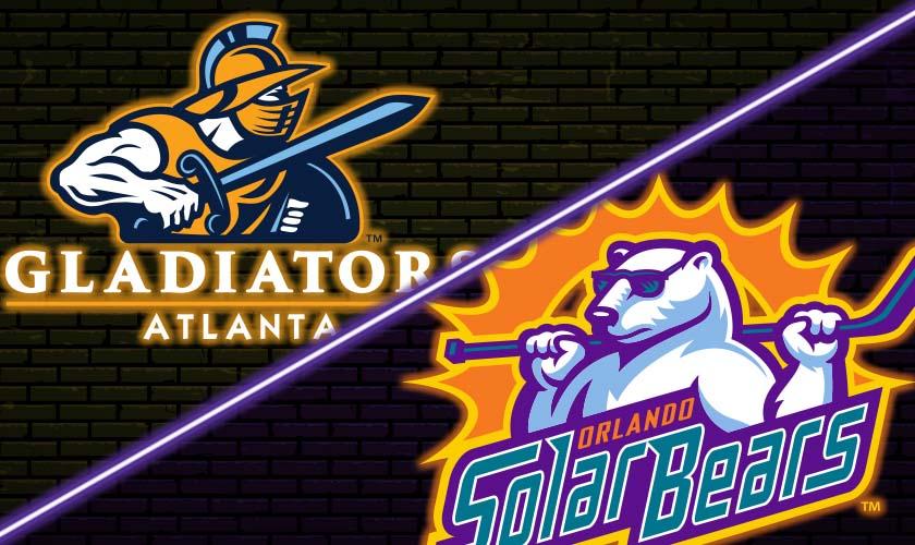 More Info for Orlando Solar Bears vs. Atlanta Gladiators