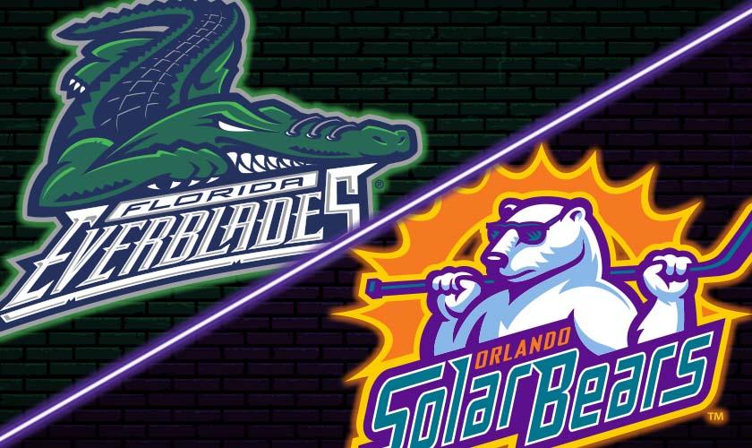 Orlando Solar Bears vs. Florida Everblades