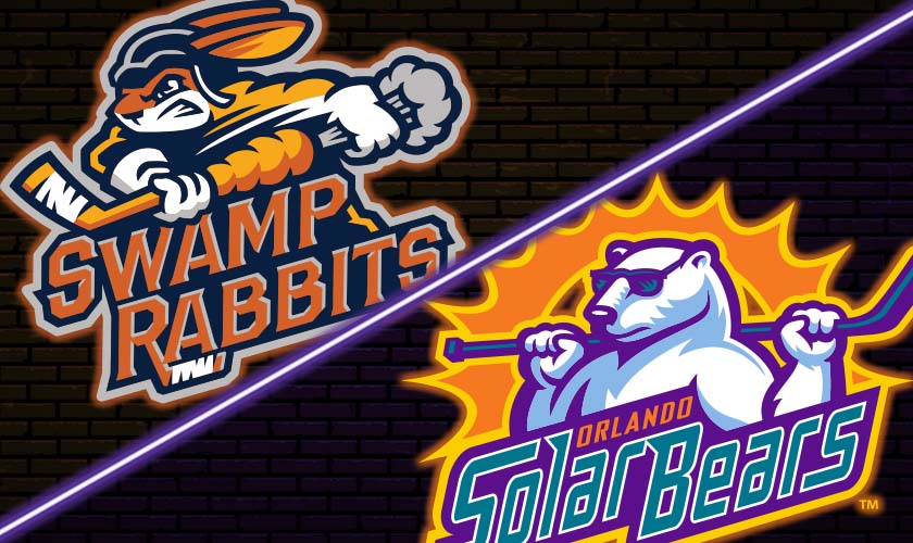 More Info for Orlando Solar Bears vs. Greenville Swamp Rabbits