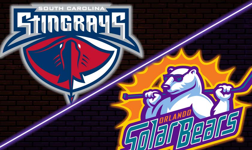 Orlando Solar Bears vs. South Carolina Stingrays