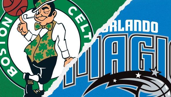 Orlando Magic vs  Boston Celtics | Amway Center