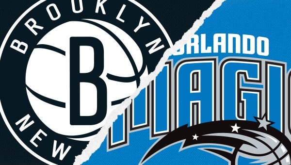 Orlando Magic Vs Brooklyn Nets Amway Center