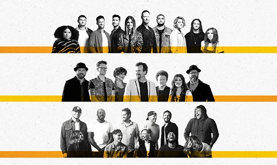 Casting Crowns Tour 2020.Casting Crowns Hillsong Worship Elevation Worship Amway