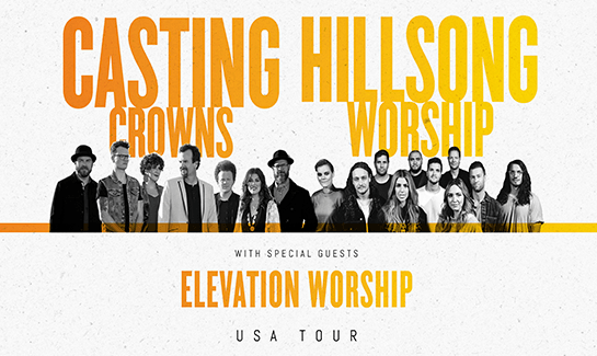 CASTING CROWNS & HILLSONG WORSHIP | Amway Center