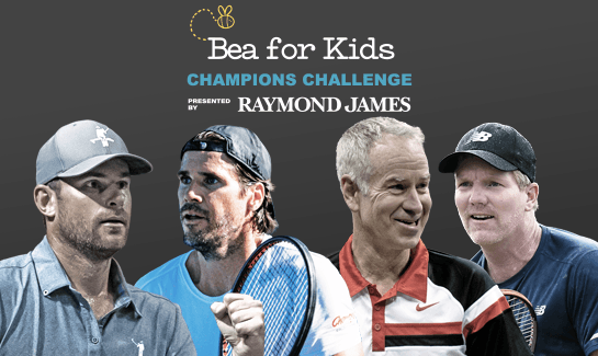 Bea for Kids Champions Challenge Presented by Raymond James