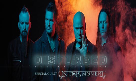 Disturbed New Album 2020.Disturbed Amway Center