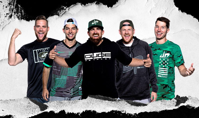 Dude Perfect 2021 Tour