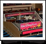 Walt Disney World Terrace