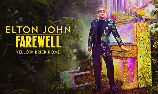 Elton John Amway Center