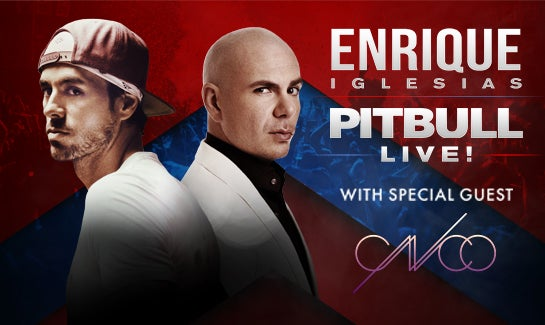 Image result for ENRIQUE IGLESIAS & PITBULL LIVE!