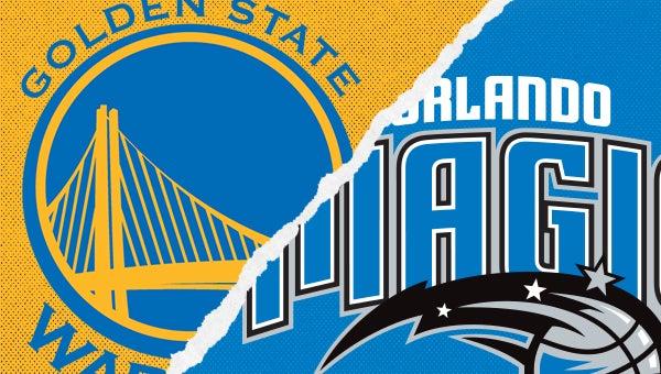 Orlando Magic vs. Golden State Warriors