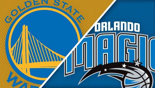 50b048ed759 Orlando Magic vs. Golden State Warriors
