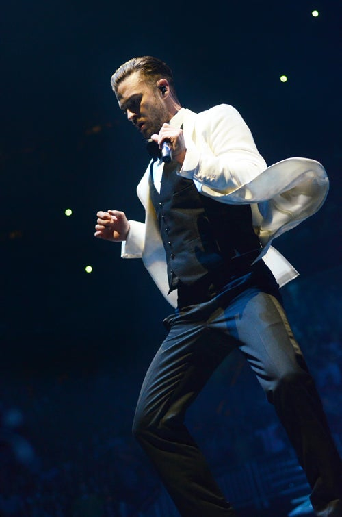 Marc Anthony Tour  Amway Center