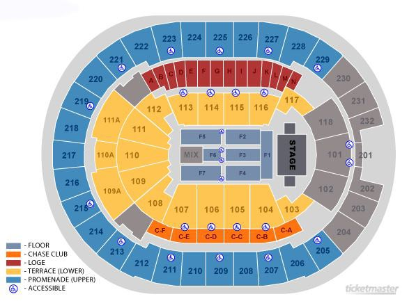 Amway Center Map LUIS MIGUEL | Amway Center Amway Center Map