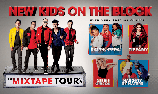 Nkotb Tour 2020 Tickets NEW KIDS ON THE BLOCK | Amway Center