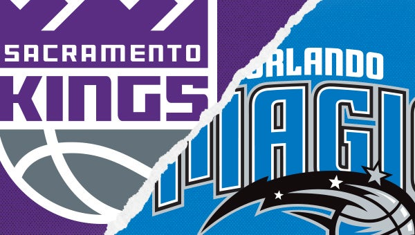 Orlando Magic vs  Sacramento Kings | Amway Center