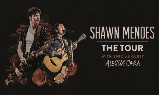 Shawn Mendes Tour 2020 SHAWN MENDES | Amway Center