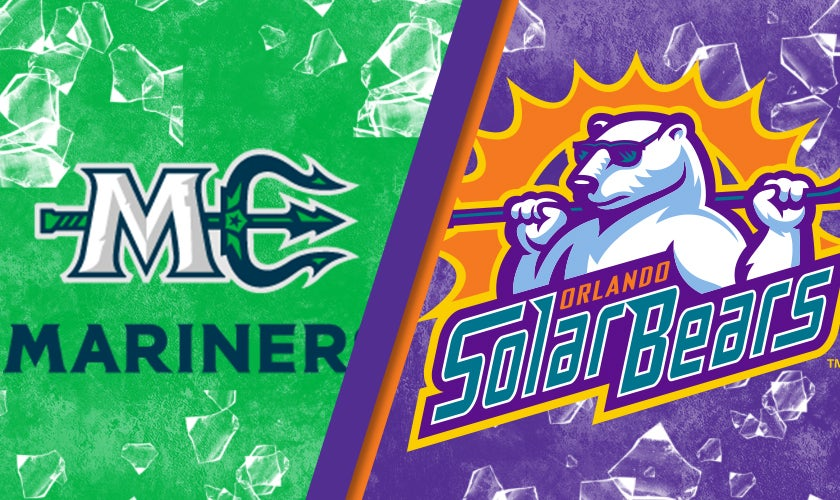 More Info for Orlando Solar Bears vs. Maine Mariners