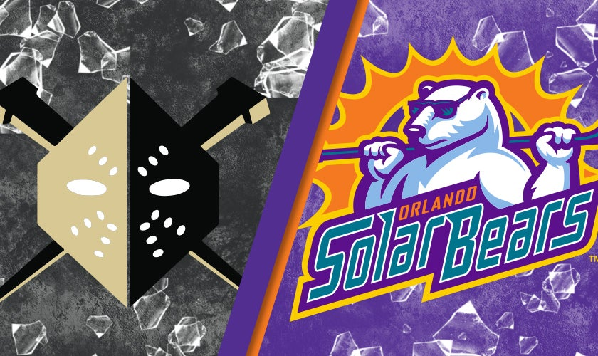 More Info for Orlando Solar Bears vs. Wheeling Nailers