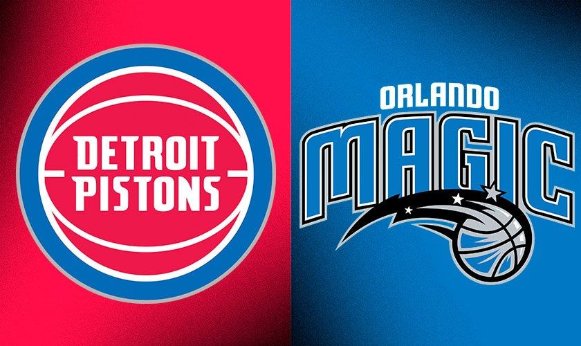 Orlando Magic vs. Detroit Pistons