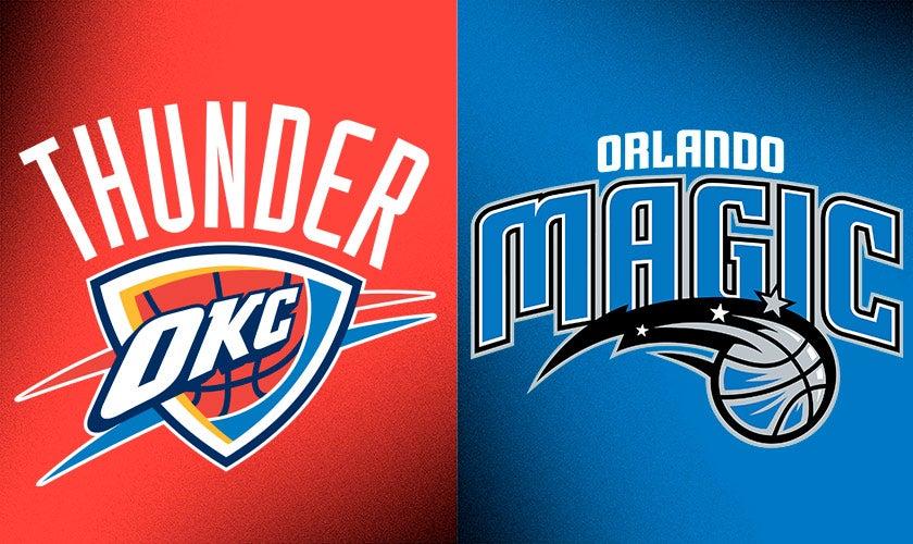 More Info for Orlando Magic vs. Oklahoma City Thunder
