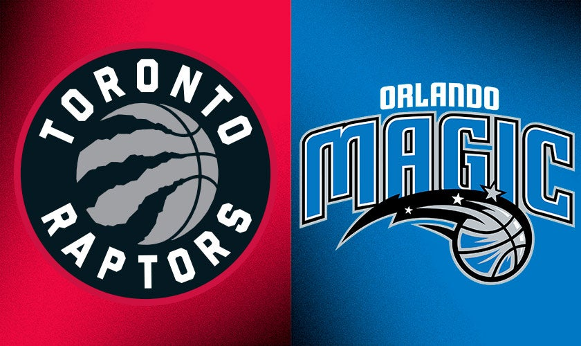 Orlando Magic vs. Toronto Raptors