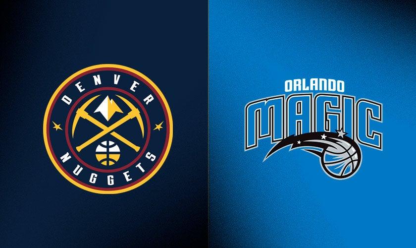 Orlando Magic vs. Denver Nuggets