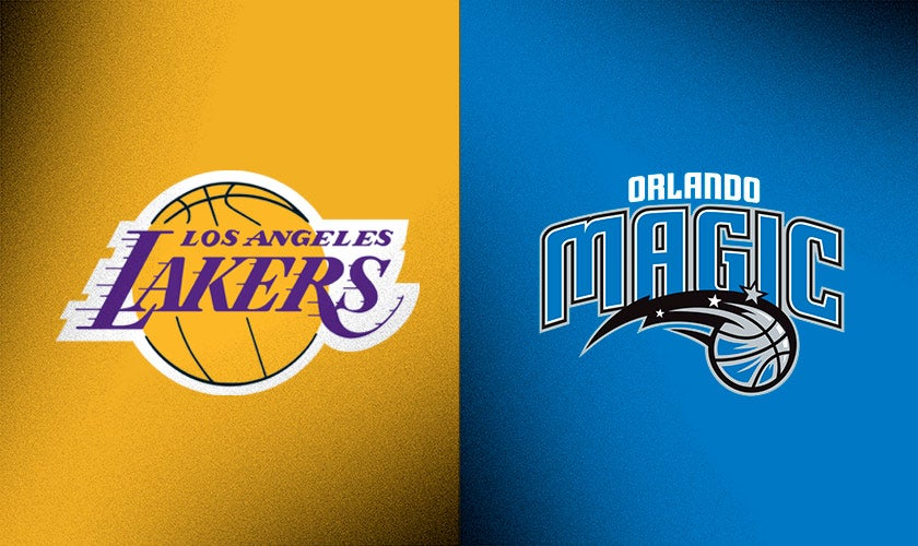 More Info for Orlando Magic vs. Los Angeles Lakers