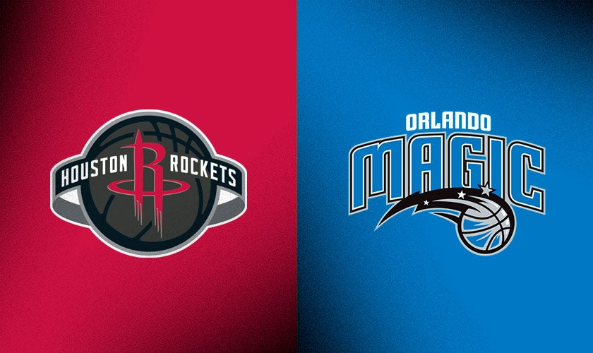 More Info for Orlando Magic vs. Houston Rockets