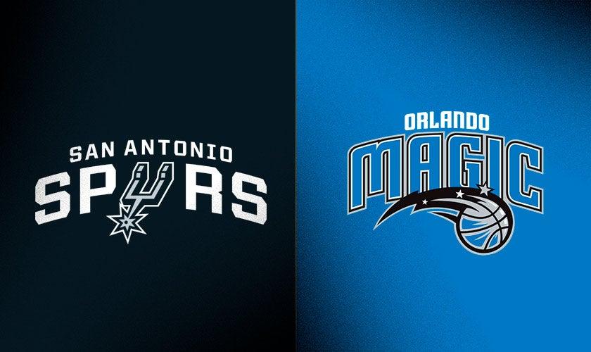 More Info for Orlando Magic vs. San Antonio Spurs