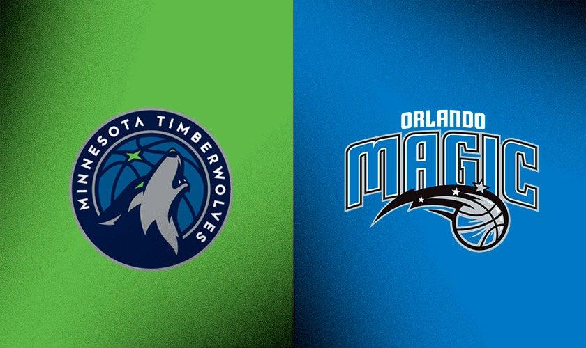 Orlando Magic vs. Minnesota Timberwolves