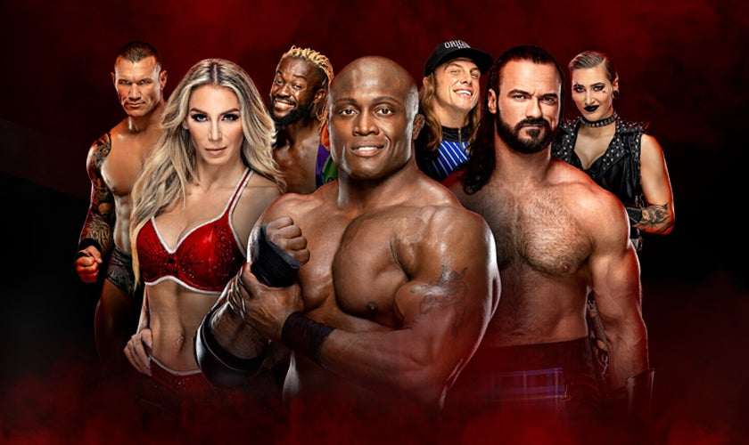 More Info for WWE RAW