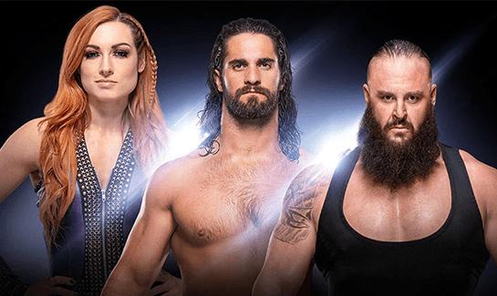 WWE SUMMERSLAM HEATWAVE TOUR   Amway Center