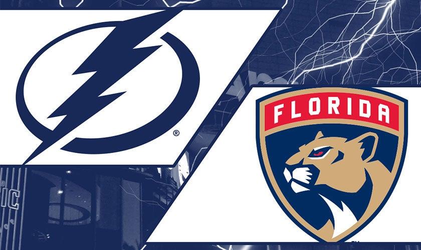 Tampa Bay Lightning Preseason Game